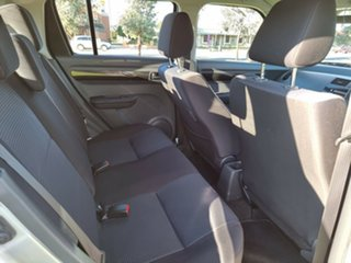 2010 Suzuki Swift RS415 Silver 4 Speed Automatic Hatchback