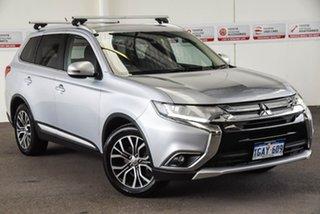 2016 Mitsubishi Outlander ZK MY16 LS (4x4) Continuous Variable Wagon.