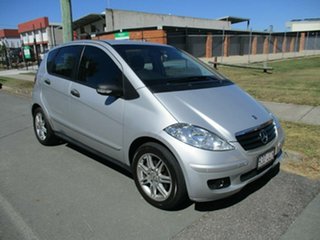 2005 Mercedes-Benz A-Class W169 A170 Classic Silver 7 Speed Constant Variable Hatchback.