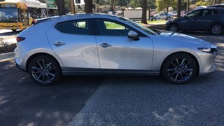 2021 Mazda 3 BP2H7A G20 SKYACTIV-Drive Evolve 6 Speed Sports Automatic Hatchback