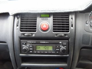 2007 Hyundai Getz TB Upgrade 1.4 Red 5 Speed Manual Hatchback