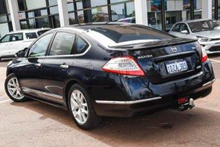 2012 Nissan Maxima J32 MY11 350 X-tronic ST-S Black 6 Speed Constant Variable Sedan.