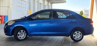 2009 Toyota Yaris NCP93R MY09 YRS Blue 4 Speed Automatic Sedan