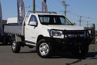 2016 Holden Colorado RG MY16 LS Summit White 6 Speed Sports Automatic Cab Chassis.