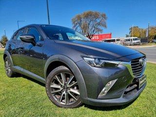 2016 Mazda CX-3 DK2W7A sTouring SKYACTIV-Drive Grey 6 Speed Sports Automatic Wagon.