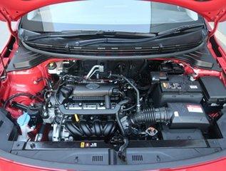 2019 Kia Rio YB MY19 Sport Red 6 Speed Automatic Hatchback