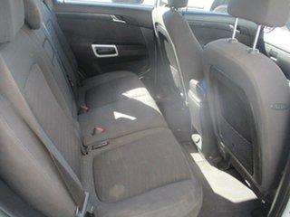 2011 Holden Captiva CG Series II 5 (FWD) White 6 Speed Manual Wagon
