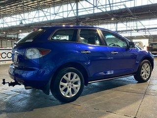 2007 Mazda CX-7 ER1031 MY07 Luxury Blue 6 Speed Sports Automatic Wagon