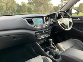 2016 Hyundai Tucson TLE Elite Grey Sports Automatic Dual Clutch Wagon