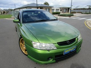 2003 Holden Commodore VY Storm Green 5 Speed Manual Utility.