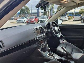 2014 Mazda CX-5 KE1021 MY14 Grand Touring SKYACTIV-Drive AWD Silver 6 Speed Sports Automatic Wagon