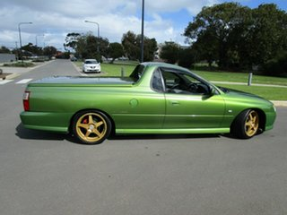 2003 Holden Commodore VY Storm Green 5 Speed Manual Utility