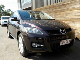 2008 Mazda CX-7 ER1031 MY07 Classic Black 6 Speed Sports Automatic Wagon.