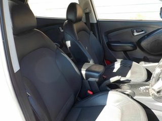 2011 Hyundai ix35 LM MY11 Elite AWD White 6 Speed Sports Automatic Wagon