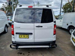 2017 Hyundai iLOAD TQ Series II (TQ3) MY1 3S Twin Swing White 5 Speed Automatic Van.