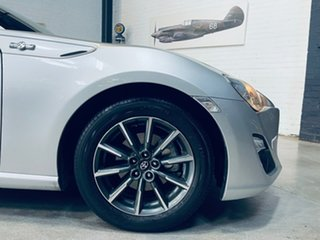 2012 Toyota 86 ZN6 GT Silver 6 Speed Manual Coupe.
