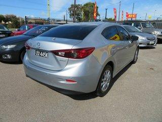 2017 Mazda 3 BN MY17 Maxx Silver 6 Speed Automatic Sedan
