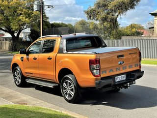 2020 Ford Ranger PX MkIII 2020.75MY Wildtrak Saber 6 Speed Sports Automatic Double Cab Pick Up