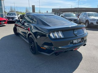 2016 Ford Mustang FM GT Fastback Black 6 Speed Manual Fastback.