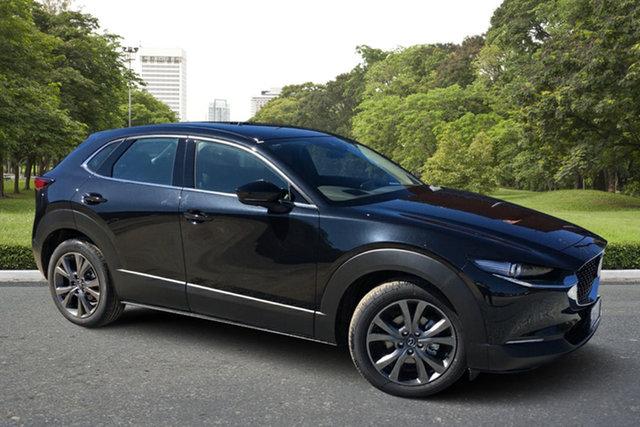 Demo Mazda CX-30 DM2W7A G20 SKYACTIV-Drive Astina Paradise, 2021 Mazda CX-30 DM2W7A G20 SKYACTIV-Drive Astina 6 Speed Sports Automatic Wagon