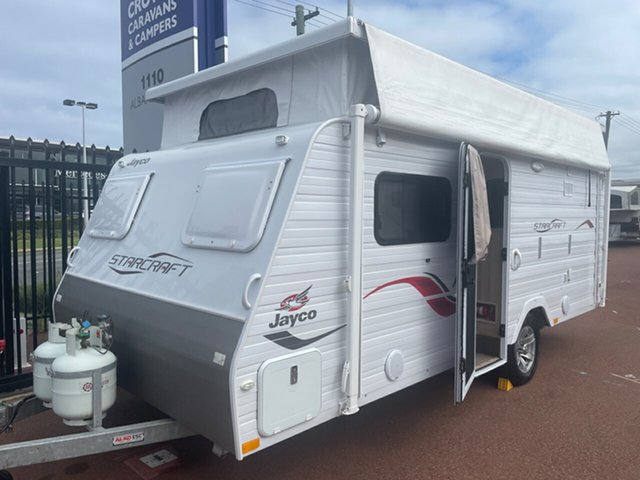 Used Jayco Starcraft Pop Top St James, 2016 Jayco Starcraft Caravan