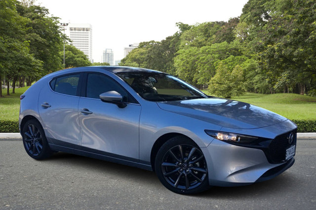 Demo Mazda 3 BP2H7A G20 SKYACTIV-Drive Evolve Paradise, 2021 Mazda 3 BP2H7A G20 SKYACTIV-Drive Evolve 6 Speed Sports Automatic Hatchback