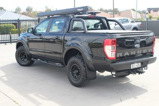 2020 Ford Ranger PX MkIII 2020.75MY XLS Shadow Black 6 Speed Sports Automatic Double Cab Pick Up