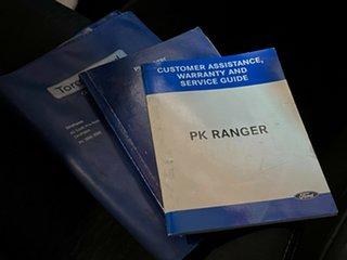2009 Ford Ranger PK XLT Super Cab Silver 5 Speed Manual Utility