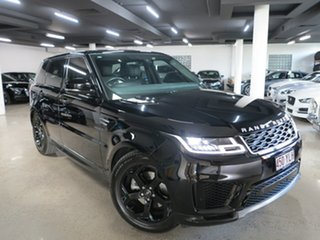 2018 Land Rover Range Rover Sport L494 18MY SE Black 8 Speed Sports Automatic Wagon.