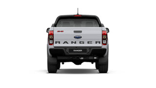 2021 Ford Ranger PX MkIII 2021.75MY FX4 Arctic White 6 Speed Manual Double Cab Pick Up