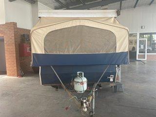 2009 Jayco Flite Caravan.