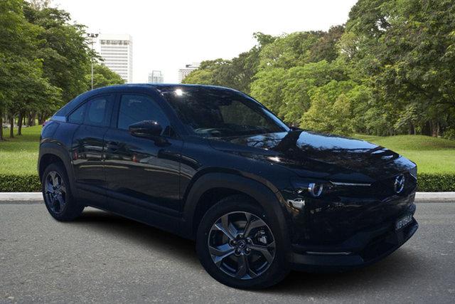 Demo Mazda MX-30 DR2WBJ E35 Astina Paradise, 2021 Mazda MX-30 DR2WBJ E35 Astina 1 Speed Reduction Gear Wagon