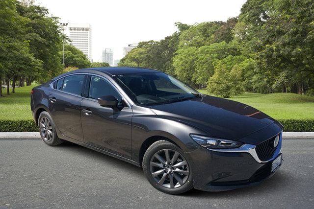 Demo Mazda 6 GL1033 Sport SKYACTIV-Drive Paradise, 2021 Mazda 6 GL1033 Sport SKYACTIV-Drive 6 Speed Sports Automatic Sedan