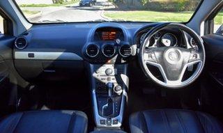 2013 Holden Captiva CG MY13 5 LTZ Grey 6 Speed Sports Automatic Wagon.
