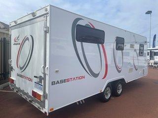 2008 Jayco Basestation Caravan