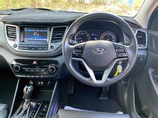 2016 Hyundai Tucson TL MY17 Active X 2WD Winter White 6 Speed Sports Automatic Wagon