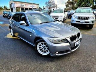 2010 BMW 3 Series E90 MY10.5 320i Steptronic Lifestyle Silver 6 Speed Sports Automatic Sedan.