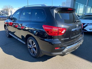 2018 Nissan Pathfinder R52 Series II MY17 Ti X-tronic 2WD Black 1 Speed Constant Variable Wagon