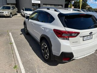 2020 Subaru XV G5X MY20 2.0i-S Lineartronic AWD White 7 Speed Constant Variable Wagon