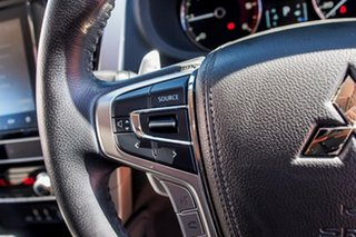 2019 Mitsubishi Pajero Sport QF MY20 GLS White 8 Speed Sports Automatic Wagon