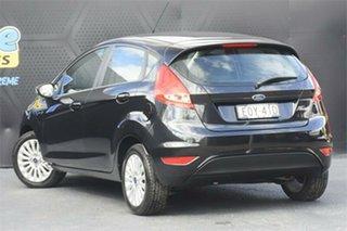 2011 Ford Fiesta WT LX PwrShift Black 6 Speed Sports Automatic Dual Clutch Hatchback