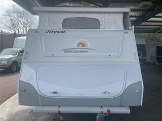 2011 Jayco Discovery Caravan.