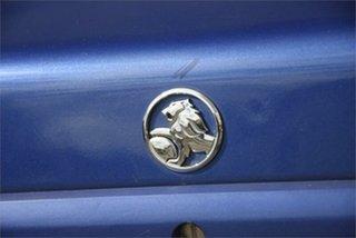 2007 Holden Viva JF MY08 Blue 4 Speed Automatic Sedan