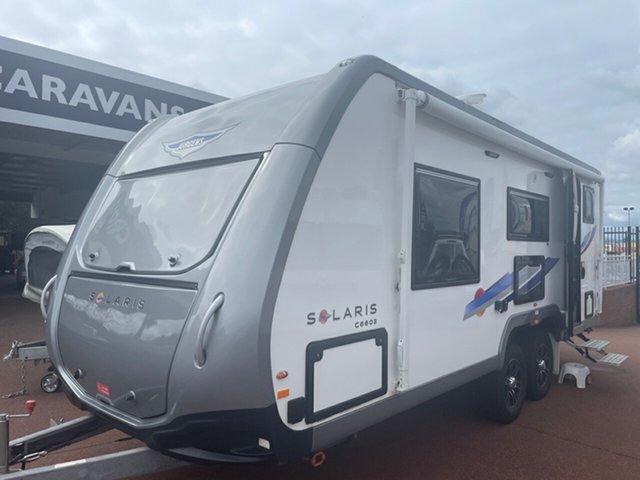 Used Jurgens Solaris St James, 2018 Jurgens Solaris Caravan
