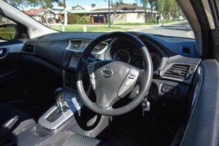 2014 Nissan Pulsar B17 ST-L White 1 Speed Constant Variable Sedan