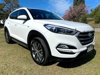 2016 Hyundai Tucson TL MY17 Active X 2WD Winter White 6 Speed Sports Automatic Wagon.