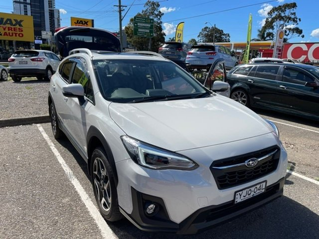 Used Subaru XV G5X MY20 2.0i-S Lineartronic AWD Liverpool, 2020 Subaru XV G5X MY20 2.0i-S Lineartronic AWD White 7 Speed Constant Variable Wagon