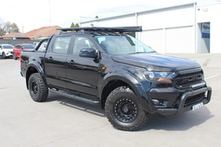 2020 Ford Ranger PX MkIII 2020.75MY XLS Shadow Black 6 Speed Sports Automatic Double Cab Pick Up.