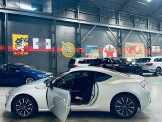 2012 Toyota 86 ZN6 GT Silver 6 Speed Manual Coupe