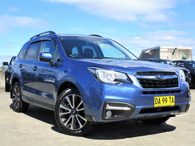 Used Subaru Forester S4 MY16 2.0D-S CVT AWD Brookvale, 2016 Subaru Forester S4 MY16 2.0D-S CVT AWD Blue 7 Speed Constant Variable Wagon